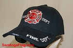 BALLCAP: Fire Department Hat